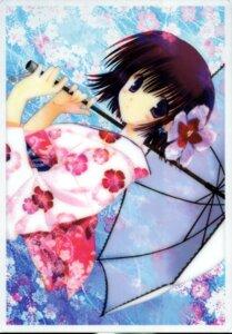 Rating: Safe Score: 7 Tags: cut_a_dash!! kimono mitsumi_misato User: fireattack
