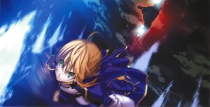 Rating: Safe Score: 20 Tags: berserker_(fate/zero) fate/stay_night fate/zero morii_shizuki saber type-moon User: Radioactive