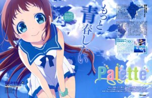 Rating: Safe Score: 37 Tags: mukaido_manaka nagi_no_asukara ohigashi_yurie seifuku User: drop
