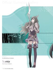 Rating: Questionable Score: 5 Tags: armor dress fire_emblem fire_emblem_kakusei kozaki_yuusuke nintendo stockings sumia thighhighs User: Radioactive