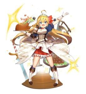 Rating: Safe Score: 12 Tags: cleavage pecorine princess_connect princess_connect!_re:dive sword takuan_(mo55ilst) User: Dreista