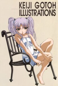 Rating: Safe Score: 10 Tags: dress gotou_keiji hoshino_ruri martian_successor_nadesico User: Velen