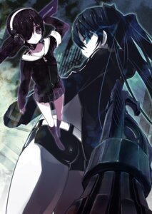 Rating: Safe Score: 31 Tags: black_matagi black_rock_shooter black_rock_shooter_(character) eyepatch headphones show_(rinne) vocaloid User: Radioactive
