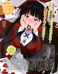 Rating: Safe Score: 38 Tags: hamanaka_tomoko jabami_yumeko kakegurui pantyhose seifuku User: drop