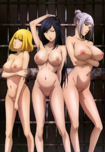 Rating: Explicit Score: 112 Tags: kurihara_mari megane midorikawa_hana naked nipples photoshop prison_school pussy shiraki_meiko uncensored User: Jigsy