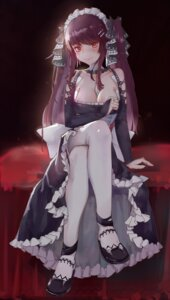 Rating: Safe Score: 32 Tags: azur_lane cosplay formidable_(azur_lane) girls_frontline gothic_lolita heels lolita_fashion skirt_lift tagme thighhighs wa2000_(girls_frontline) User: Mr_GT