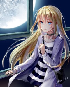 Rating: Safe Score: 23 Tags: dress rachel_gardner satsuriku_no_tenshi yao_tai User: charunetra