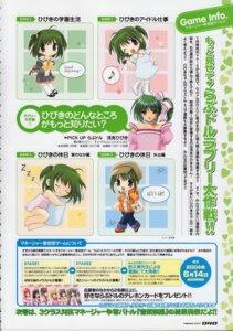 Rating: Safe Score: 1 Tags: lovely_idol naruse_yukimi User: petopeto