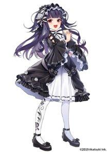 Rating: Safe Score: 15 Tags: chano_hinano cinderella_nine dress gothic_lolita heels lolita_fashion tagme User: Dreista