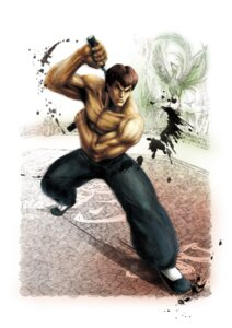 Rating: Questionable Score: 2 Tags: capcom fei_long ikeno_daigo male street_fighter street_fighter_iv weapon User: Yokaiou