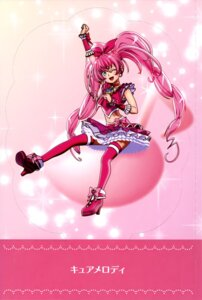 Rating: Safe Score: 7 Tags: heels houjou_hibiki pretty_cure suite_pretty_cure thighhighs User: drop