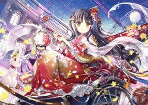 Rating: Safe Score: 65 Tags: fujima_takuya kimono User: Twinsenzw