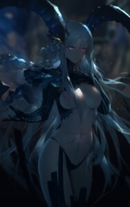 Rating: Questionable Score: 85 Tags: breasts fate/grand_order horns no_bra pantsu swd3e2 tattoo tiamat_(fate/grand_order) User: Mr_GT