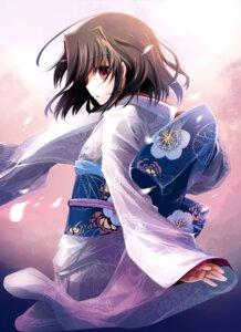 Rating: Safe Score: 42 Tags: kara_no_kyoukai kimono ryougi_shiki tokitsukaze_otoha User: mahoru