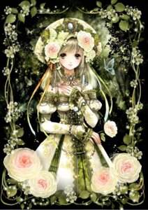 Rating: Safe Score: 26 Tags: dress gensoudou shiitake User: Lilayuriko