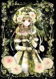 Rating: Safe Score: 26 Tags: dress gensoudou shiitake User: Lilayuriko
