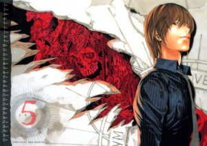 Rating: Safe Score: 7 Tags: calendar death_note male obata_takeshi yagami_light User: D-king