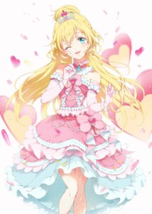 Rating: Safe Score: 30 Tags: aikatsu! aikatsu_stars! dress nagahara pantyhose shiratori_hime User: nphuongsun93