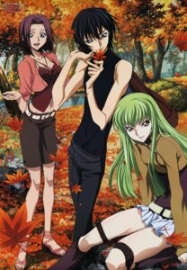Rating: Safe Score: 41 Tags: c.c. code_geass ishida_kana kallen_stadtfeld lelouch_lamperouge User: vita