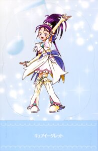 Rating: Questionable Score: 8 Tags: dress futari_wa_pretty_cure_splash_star mishou_mai pretty_cure thighhighs User: drop