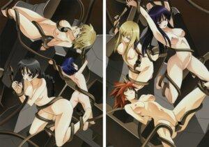 Rating: Explicit Score: 15 Tags: bondage gap jinki_extend kawamoto_satsuki mel_j_vanette naked nipples shiba tentacles tsunashima_shirou User: vita