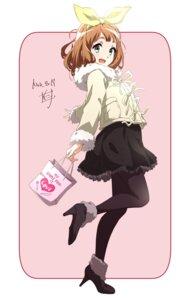 Rating: Safe Score: 36 Tags: heels hibike!_euphonium nii_manabu pantyhose yoshikawa_yuuko User: yanis