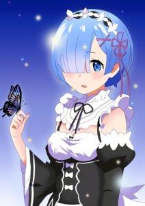 Rating: Questionable Score: 41 Tags: cleavage maid re_zero_kara_hajimeru_isekai_seikatsu rem_(re_zero) User: kiyoe
