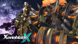 Rating: Questionable Score: 10 Tags: dagahn mecha mecha_musume nintendo ryyz xenoblade_chronicles_x User: fly24