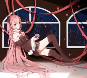 Rating: Safe Score: 40 Tags: dress heels krul_tepes owari_no_seraph tagme thighhighs User: charunetra