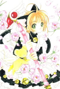 Rating: Safe Score: 10 Tags: card_captor_sakura clamp kerberos kinomoto_sakura lolita_fashion User: eightman