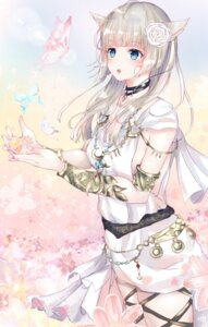 Rating: Safe Score: 35 Tags: animal_ears final_fantasy miqo'te nekomimi tagme User: BattlequeenYume
