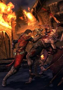 Rating: Safe Score: 7 Tags: blood castlevania castlevania:_lords_of_shadow cg gabriel_belmont male monster User: charly_rozen