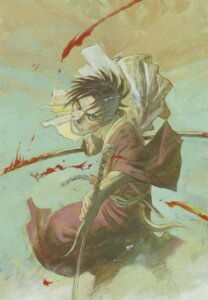 Rating: Questionable Score: 4 Tags: blade_of_the_immortal male samura_hiroaki User: Umbigo