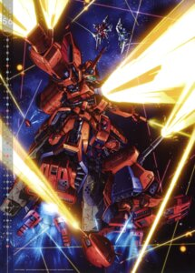 Rating: Safe Score: 9 Tags: calendar gundam mecha teraoka_iwao User: vkun