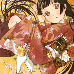 Rating: Safe Score: 7 Tags: hino_kahoru kimono User: Radioactive