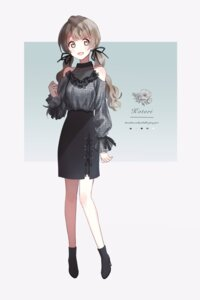 Rating: Safe Score: 15 Tags: heels love_live! minami_kotori tagme User: saemonnokami