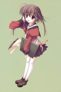 Rating: Safe Score: 15 Tags: nanao_naru thighhighs User: avrild12
