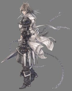 Rating: Safe Score: 13 Tags: armor fujisaka_kimihiko male mistwalker nintendo sword the_last_story transparent_png zael User: Radioactive