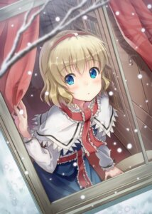 Rating: Safe Score: 30 Tags: alice_margatroid hyuuga_azuri touhou User: fairyren