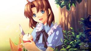 Rating: Safe Score: 13 Tags: enami_katsumi maid wallpaper ys User: blooregardo