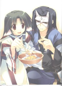 Rating: Safe Score: 3 Tags: amaduyu_tatsuki eruruu hakuoro screening utawarerumono User: blooregardo
