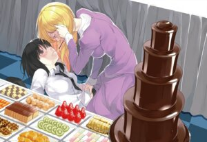 Rating: Safe Score: 27 Tags: shiro_negi yuri User: Radioactive