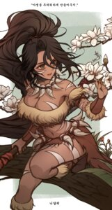 Rating: Safe Score: 17 Tags: cleavage league_of_legends nidalee seo-love weapon User: charunetra