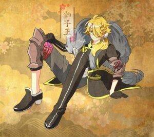 Rating: Safe Score: 4 Tags: kazuya10 male shishiou_(tourabu) touken_ranbu User: joshuagraham