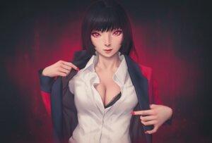Rating: Safe Score: 30 Tags: bra cleavage jabami_yumeko kakegurui miura_naoko open_shirt seifuku undressing User: charunetra