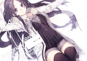 Rating: Safe Score: 63 Tags: senmu thighhighs User: fairyren