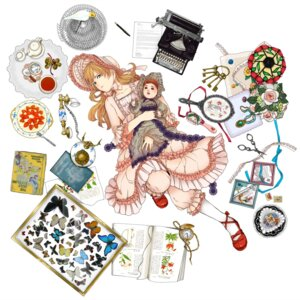 Rating: Safe Score: 6 Tags: lolita_fashion todoroki_sora User: charunetra