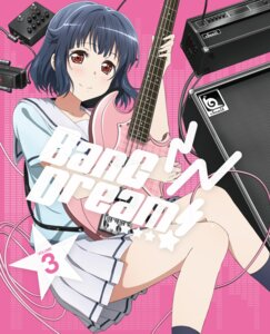 Rating: Safe Score: 24 Tags: bang_dream! guitar seifuku ushigome_rimi User: saemonnokami