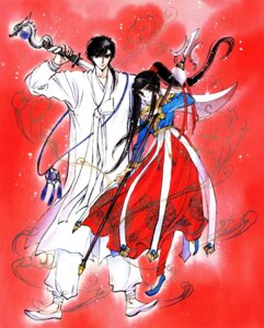 Rating: Safe Score: 1 Tags: chun_hyang clamp the_legend_of_chun_hyang User: Share