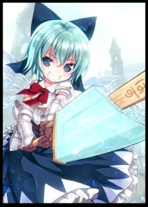 Rating: Safe Score: 29 Tags: armor cirno kiira touhou User: 23yAyuMe
